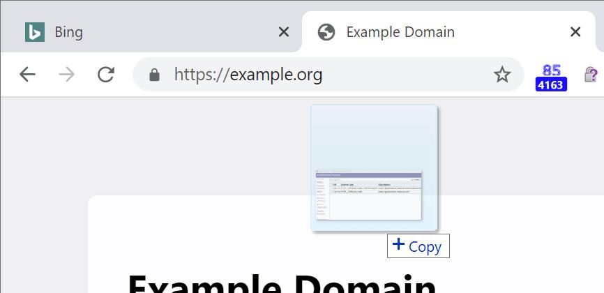 Arrastrar y soltar un fichero por error dejará de ser un problema en Edge, pero también en Chrome