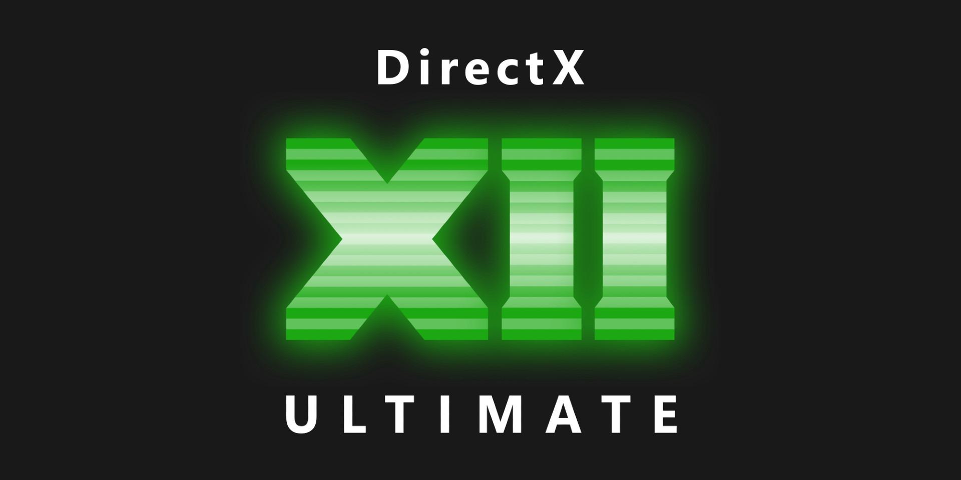 Los nuevos drivers 451.48 WHQL de Nvidia reciben soporte para DirectX 12 Ultimate