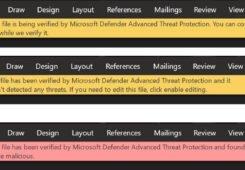 Documentos seguros en Microsoft 365 para empresas