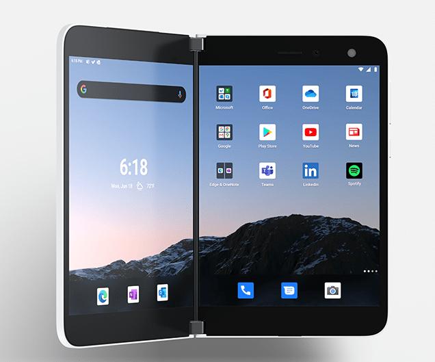 El Surface Duo ya tiene fecha de lanzamiento y precio, y no es barato