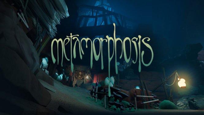 metamorphosis portada