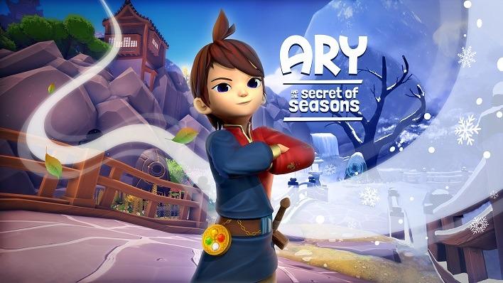 Ary And The Secret Of Seasons portada