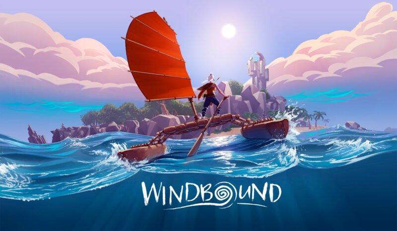 Windbound Portada