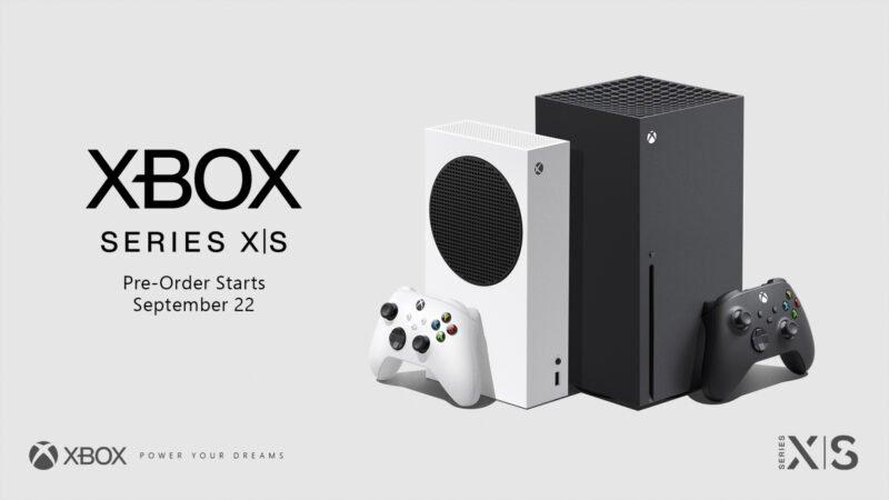 Fecha y hora para reservar las Xbox Series S/X en España