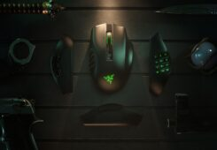 Naga Pro, el ratón modular 3 en 1 de Razer se renueva