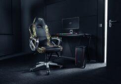 Trust amplia la gama GXT con nuevas sillas gamer y asientos para carreras