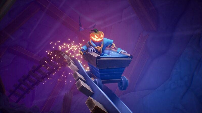 Análisis de Pumpkin Jack, halloween ha llegado