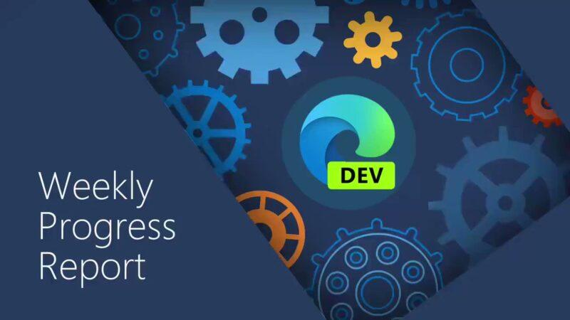 Microsoft Edge Dev se actualiza a la versión 88.0.685.3