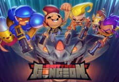Exit the Gungeon portada 2