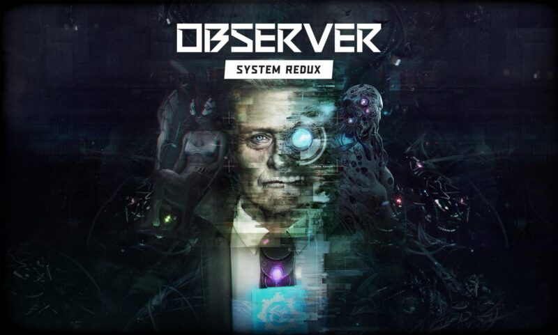 Observer: System Redux portada