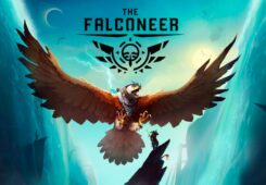 the falconeer portada