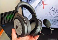 Corsair HS75 XB Wireless, los auriculares con los que estrenamos la Xbox Series X – Análisis