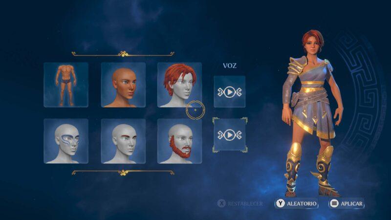 Análisis de Immortals Fenyx Rising