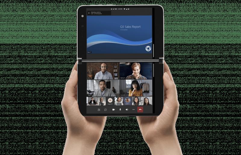 El Surface Duo llegará a Europa a principios de 2021