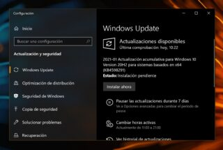 La Build 19042.782 (KB4598291) se lanza para los canales Beta y Release Preview