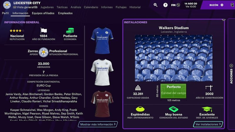 Analyse de Football Manager 2021 Xbox Edition