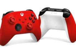 Xbox presenta el nuevo  mando Xbox Pulse Red