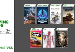 Xbox Game Pass anuncia la llegada de Dirt5, Elite Dangerous y otros títulos