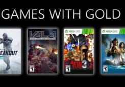 Estos son los Games with Gold para marzo de Xbox