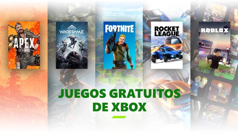 Xbox ofrece para los juegos free-to-play acceso gratuito a multijugador online