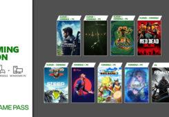 Listado de los nuevos juegos de Xbox Game Pass para Mayo