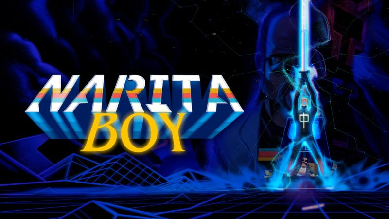 Narita Boy portada