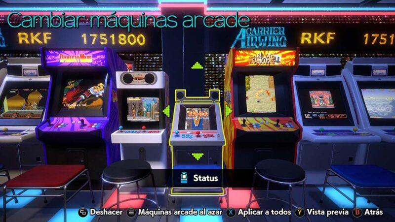 Análisis de Capcom Arcade Stadium