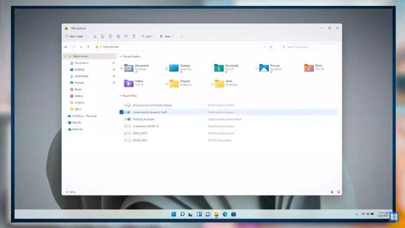 Windows 11 traerá funciones renovadas, te las mostramos