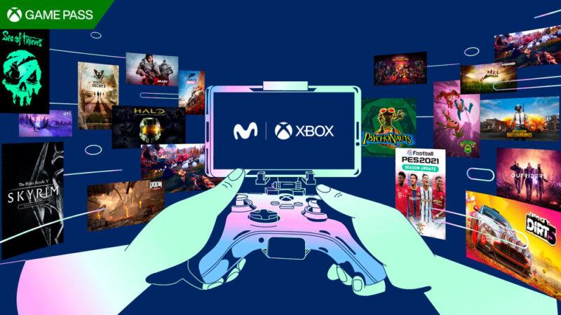 Movistar ofrecerá a sus clientes la suscripción a Xbox Game Pass Ultimate