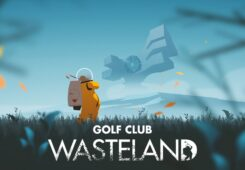Golf Club: Wasteland PORTADA