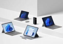 Microsoft renueva la familia Surface: Surface Pro 8, Surface Go 3 y un nuevo modelo Surface Pro X