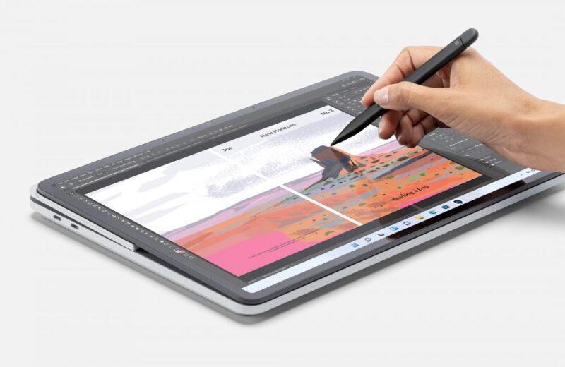Llega el nuevo Surface Laptop Studio y olvídate del Surface Book